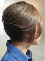 アドゥーヘアー(A do hair)ナチュラルボブ