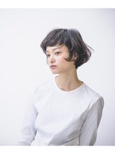 サラ ビューティ サイト 春日(SARA Beauty sight)ナチュラルカール ボブ