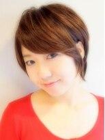 ヘアーデザイン リント(hair design Rinto)美魔女で小顔になるショート