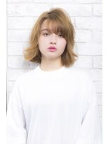 ログヘアー 大塚北口店(L.O.G hair)トレンド外ハネstyle【大塚/池袋/新大塚】