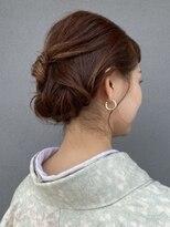 コレットヘア(Colette hair)ローシニヨン