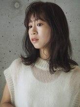 ヘアーブランドジン ティアラ(HAIR BRAND Jin Tiara)脱力ミディアム