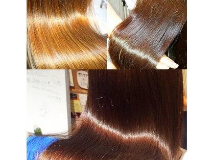 ルール オブ ビューティー ヘアー 花園サロン(rule of beauty hair)の写真