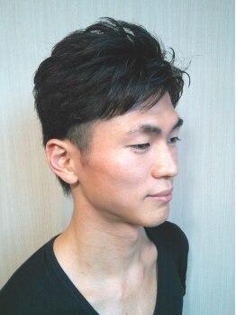 ルーチェ ヘアー(LUCE hair)の写真/ピッタリのON/OFFチェンジスタイルを提案しています!流行に敏感な男性にオススメ【LUCE hair】