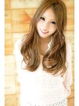 テイル ヘアーサロン(TALES Hair Salon)【TALES】Iラインのロングヘアは大人系パーマ