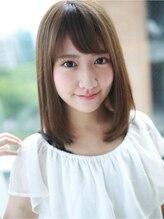 アグ ヘアー エイト 枚方市役所前店(Agu hair eight)☆主張し過ぎない!!ミディアムスタイル☆