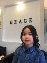 ブレイス(BRACE)お姫様に(^^) BRACE東久留米