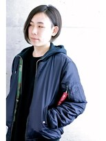 【Noir】Men's medium style ggg
