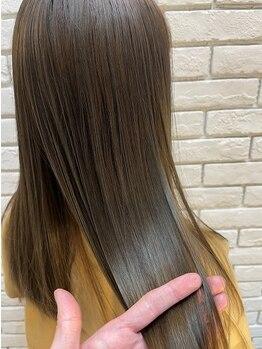 """フルミー(fulme.)の写真/高濃度美容液配合Tr""""Oggi Otto""""貴方の髪質に合わせたオーダーメイドケア。いつでも触れたくなる美髪に★"""