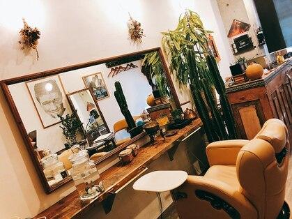 神名美容室の写真