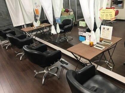 ヘアサロンコア(hair salon COA)の写真