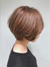 オーガニックヘアサロン(Organic Hair Salon byEQ)ムーンショート