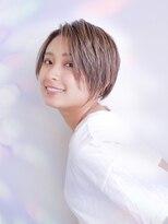 艶髪☆大人のハンサムショート/武蔵小杉/オッジィオット