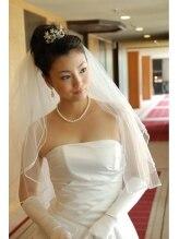 マダムシュガーウェディング(Wedding)結婚式・花嫁ヘアーメイクアップ着付け