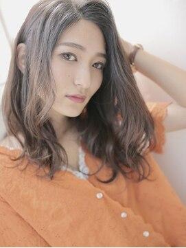 アグ ヘアー ビヨンド 戸塚店(Agu hair beyond)作り込まないナチュラルウェーブロング