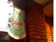 リード(Reed)の雰囲気(Reedフラッグを目印にお越しくださいませ(^-^))