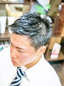 オムヘアーツー (HOMME HAIR 2)就活・面接・説明会・脱2ブロ・2ブロ無し・Hommehair2nd櫻井
