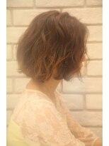 ダミアバイルル(DAMIA by LuLu)大人スタイル×ちょっと可愛い×3歳若返るパーマスタイル