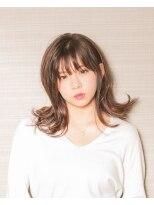ムード 金沢文庫 hairdesign&clinic mu;d外ハネロブ