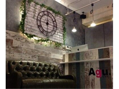 アグ ヘアー ジャヤ 三軒茶屋店(Agu hair jaya by alice)の写真
