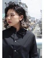 ヴィー ヘアー ファッション バー(VII hair.fashion.bar)VII hair 「ホワイトアッシュインナー」2