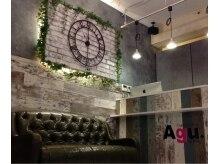アグ ヘアー ジャヤ 三軒茶屋店(Agu hair jaya by alice)の雰囲気(【アンティーク空間】店内の家具1つ1つこだわりを持ってます。)
