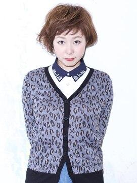 シアン(CYAN)【CYAN】ナチュラル系カジュアルスタイル☆ショート編