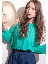 ☆無造作ウェーブロング☆【hair salon lico】03-5579-9825