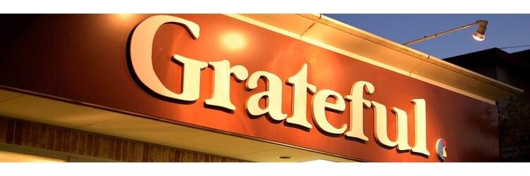 グレイティフル(Grateful)のサロンヘッダー