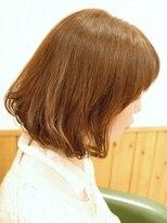 テトラ ヘアー(TETRA hair)Cカールボブ