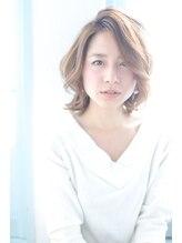 ジーナフクオカ(Zina FUKUOKA)☆Zina☆大人可愛いソフトベージュミディアム