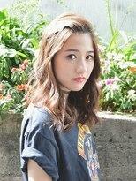 【GOOD DAY HAIR】《rina》セミディデジタルパーマ☆  下北沢