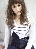 ルノン シェリー(LUNON cheliy)【LUNON cheliy】☆フレンチカラー×ショートバング☆