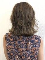 ソース ヘア アトリエ 京橋(Source hair atelier)【SOURCE】サマーグレージュ