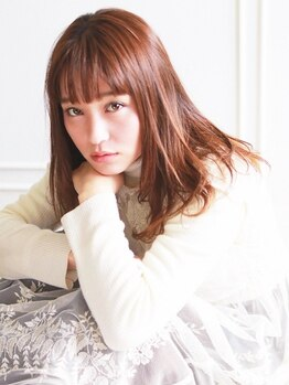 is 戸塚店の写真/≪うるツヤ愛され女子を目指すならコレ☆≫カット+TOKIOトリートメント¥6000/多種取り揃えております!