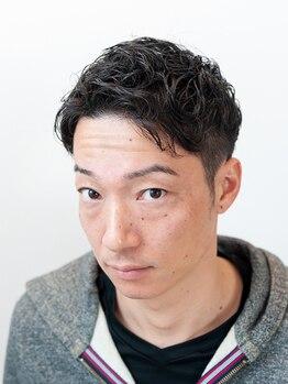 アクアヘアーデザイン(a9a hairDesign)の写真/メンズからの支持が熱い!!好印象をつくる身だしなみを【a9a hairDesign】が徹底サポート!!