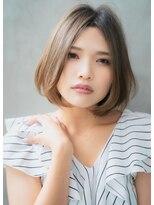 リル ヘアーデザイン(Rire hair design)【Rire-リル銀座-】美シルエット小顔耳かけショートボブ