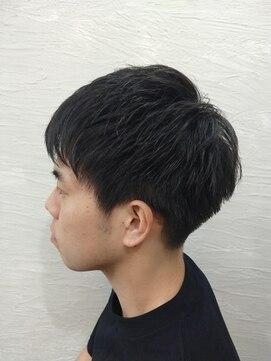 ポンヘアー(PON hair)誰でも似合うナチュラルショート