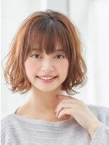 アワヘアー 表参道(awa hair)【池上まさよし】バッサリイメチェン☆デジタルパーマ☆