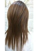 《HAIRZ》藤井☆ロングハイレイヤー髪質改善トリートメント