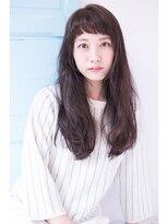 【shiomi H】ゆるウェーブショートバング