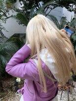 ブロック ジャポン(bloc japon)grossy white blond