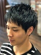 スマイルヘアー 金町店(Smile hair)清潔感◎!爽やかショート!