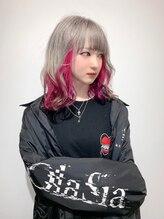 バド(Bud)Candy pink × purple inner