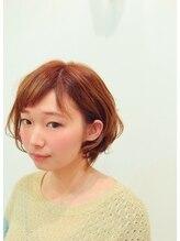 リノ ヘア(Lino hair)甘めボブ