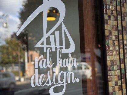 ラル ヘアデザイン(ral hair design)の写真