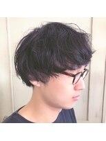 ヘアーアイス(HAIR ICI)【HAIR ICI】マッシュパーマ