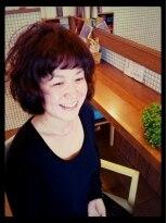 モイヘアーデザイン(moi hair design)やわらかクリープパーマ