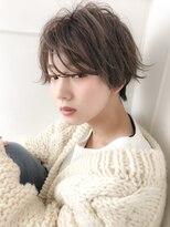 フィーユコパン(feuille copain)ビンテージな質感♪ヘルシーショート☆feuille中村大輔