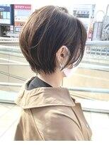 モッズヘア 仙台PARCO店(mod's hair)【奥山】◆大人世代のまるみショート◆